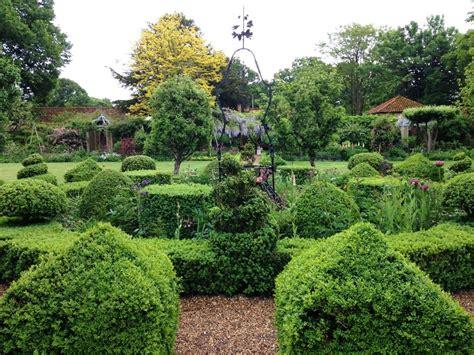 W Garden National Trust Scones West Green House Garden
