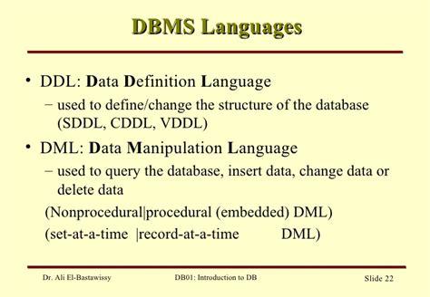 design data meaning database design slide 1
