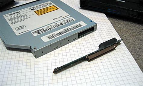 Konektor Harddisk Dvd Rom Eks Netbook Notebook installing slimline drive in 5 25hh bay drive and