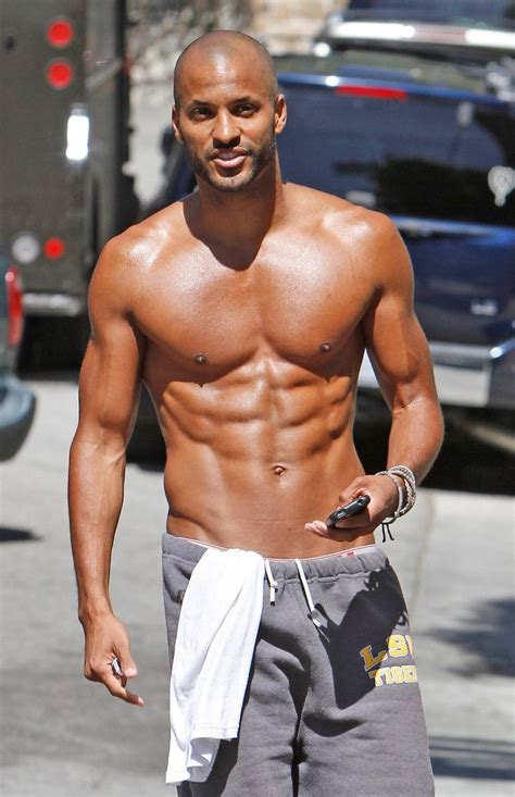 ricky whittle in pictures mirror online