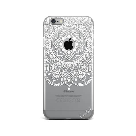 Casing Iphone 7 A Treasury Of Wars Custom clear iphone clear iphone 7 mandala clear iphone