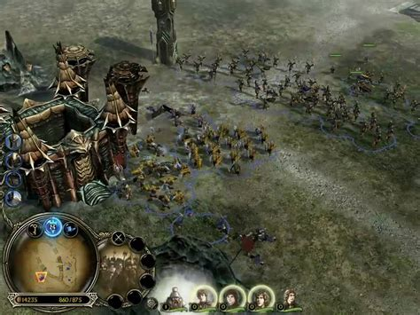 Battle Earth battle for middle earth 2 gameplay