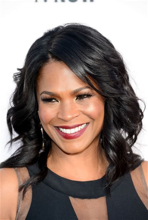nia long weave styles nia long medium wavy cut nia long makeup ideas and makeup