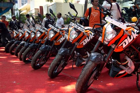 Ktm Duke 200 Price In Bangalore Ktm Duke 200 Bangalore Launch Event Iamabiker