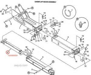 jerr dan cylinder underlift extend