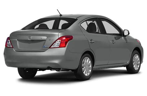 nissan sedan 2014 2014 nissan versa price photos reviews features