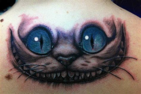 cheshire cat smile tattoo ink me with in tattoos 171