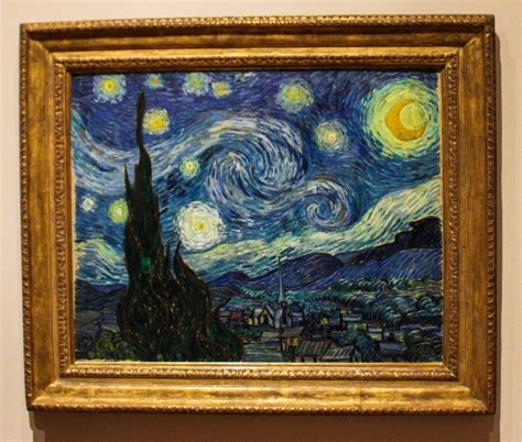 picasso paintings starry moma must see works at new york s museum of modern