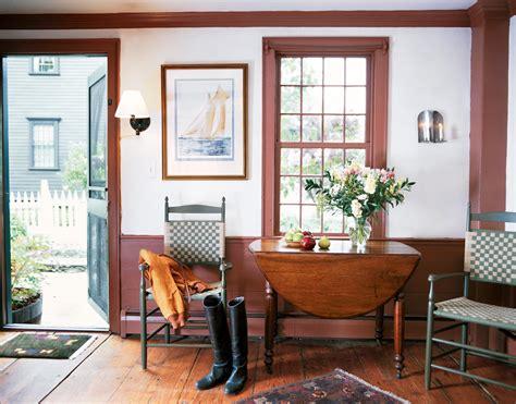 authentic colonial colors  house restoration