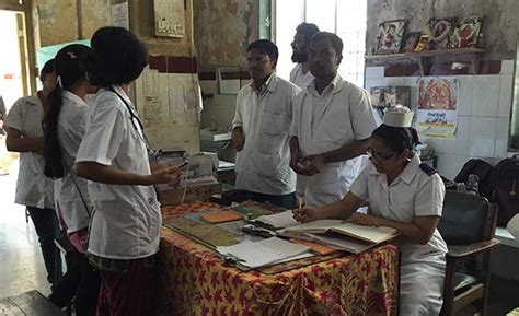 Mba In Hospital Management In Delhi by Students Learn How India Approaches Health Care Management