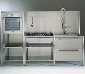 cucina professionale per casa cucine professionali e per privati di ilve ideare casa