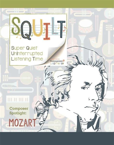 mozart biography for middle school students 680 best images about homeschool music education on