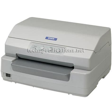 Printer Epson Plq 20 epson plq 20 dot matrix printer tech specs