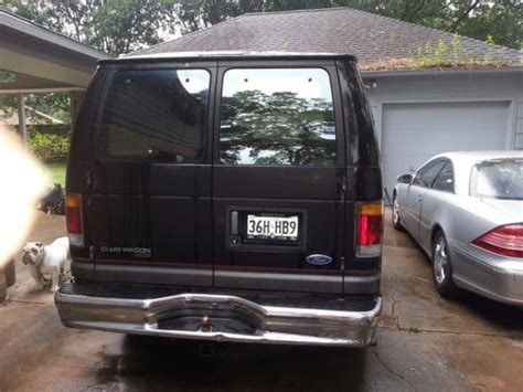 automobile air conditioning service 1994 ford club wagon seat position control 1994 ford e350 club wagon chateau