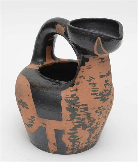 Picasso Vases by Centaur And Vase By Picasso At 1stdibs