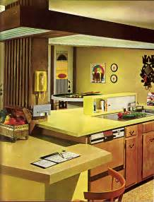 Country Style Home Decor Catalogs late 60 s kitchen from the practical encyclopedia of