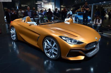 iaa  bmw   roadster als concept car  frankfurt