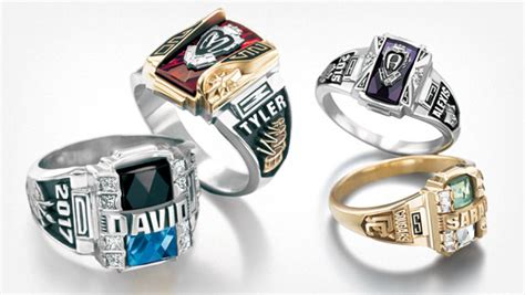 jewelry classes st louis jostens high school rings rings bands