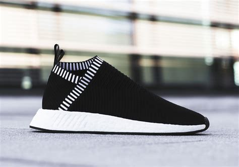 Adidas Nmd City Shock Putih adidas nmd city sock cs2 black ba7188 sneakernews
