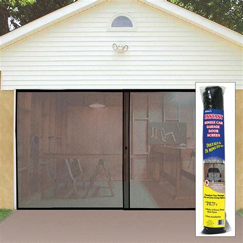 Single Garage Door Cost Ideaworks Single Garage Door Screen Budk Knives Swords At The Lowest Prices