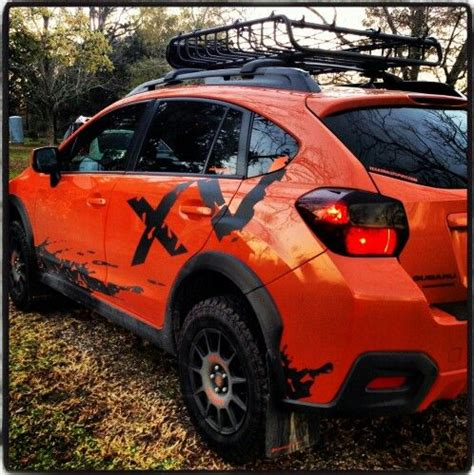 subaru crosstrek decals 1000 images about xv crosstrek on cars