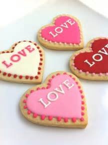 Heart shaped cookies recipes for valentine s day room to grow