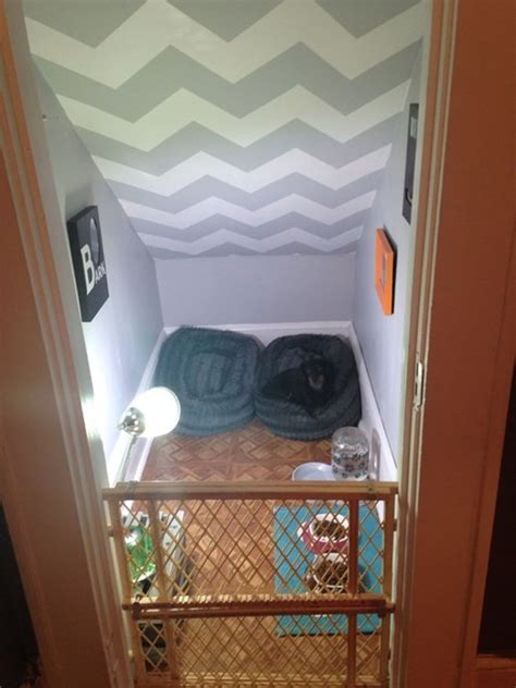 pet room ideas 25 great ideas of dog house under staircase tail and fur