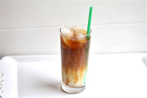 iced espresso macchiato starbucks copycat iced caramel macchiato citrus blossom
