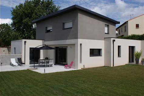 Facade De Maison Moderne 4296 by Photo N 176 822339 Facade Sud Maine Et Loire 49 Projet