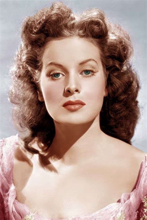 dark headed famous actresses from the 40s old hollywood actresses