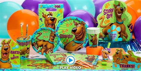 Scooby Doo Baby Shower Decorations by Scooby Doo Supplies Scooby Doo Birthday