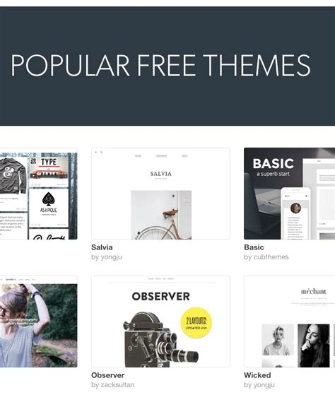 best free tumblr themes to start your blog ewebdesign tumblr themes the complete guide creative market blog