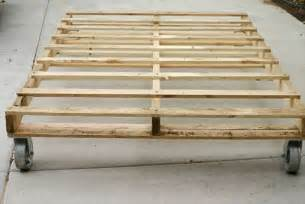 Wood Pallet Bed Frame For Sale 13 Inexpensive Wooden Pallet Bed Frame 101 Pallets