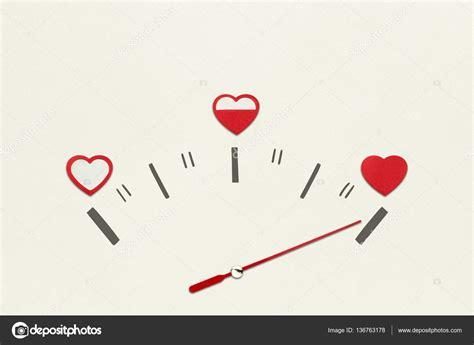 imagenes creativas web love meter creative valentines concept photo of