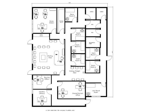 layout of doctor s office doctors office layout design medical office design plans