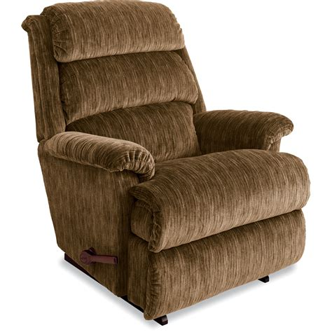 lazboy recliner la z boy aston reclina rocker brown