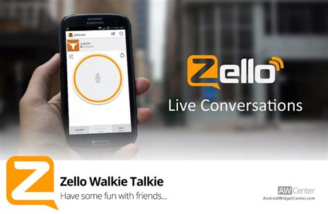 walkie talkie app for android zello this is the walkie talkie app for android you are looking for