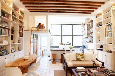 Brooklyn Home Design Blog   como aproveitar o espa 231 o com camas suspensas e mezaninos