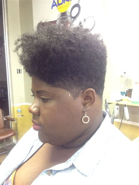 tapered cut natural hair faded tapered cut on natural hair heavenly hair