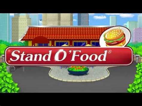 stand o food apk stand o food 3 jeu android images vid 233 os astuces et avis