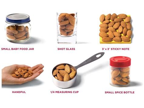protein 50 grams per serving how many almonds in a serving food network healthy eats