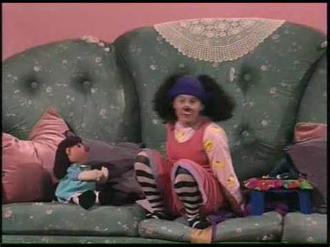 maggie and the big comfy couch the big comfy couch quot you can do it molly quot p3 youtube