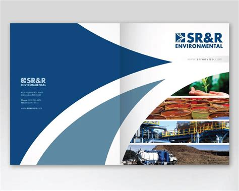 How To Design A Company Brochure professional company brochure design by carlos fernando on