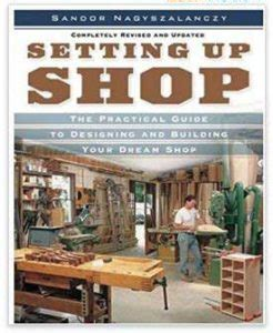 setting   home woodshop pro woodworking tips