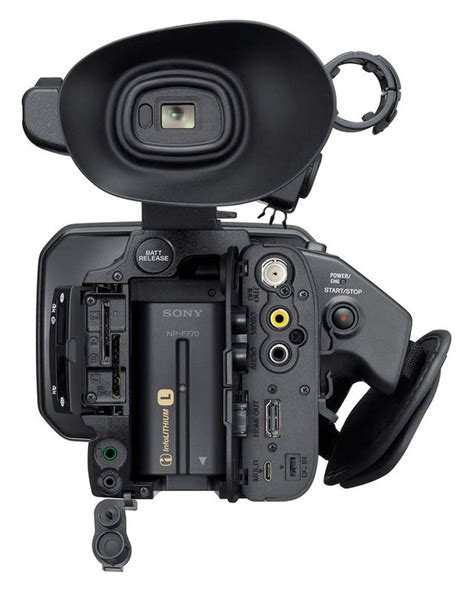 Sony Camcorder Pxw Z150 just announced sony pxw z150 4k solid state camcorder