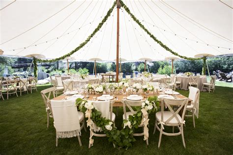 Mahogany Dining Room Table And Chairs wedding design ideas for both bare and covered reception