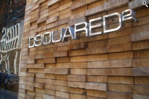 Dsquared Flagship Store In Milan by Dsquared2 Sinvin
