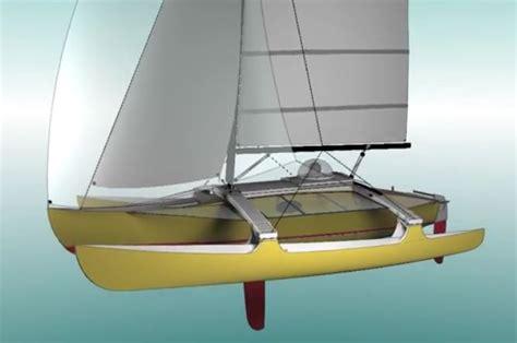 trimaran under 20 feet small trimarans under 20 page 39 boat design forums