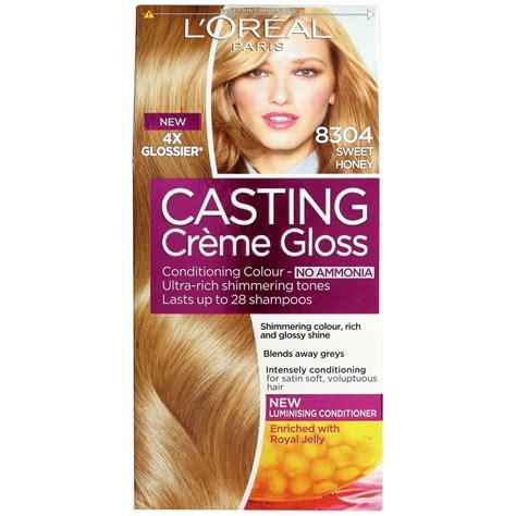 L Oreal Creme Gloss l or 233 al creme gloss 8304 sweet honey ebay