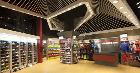home design store hong kong marathon sports store by purge hong kong 187 retail design blog